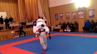 Боевое самбо против бокса