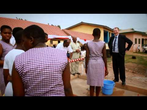 Vodafone Ghana World Water Day documentary 2011