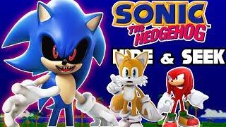 Sonic The Hedgehog | Hide and Seek