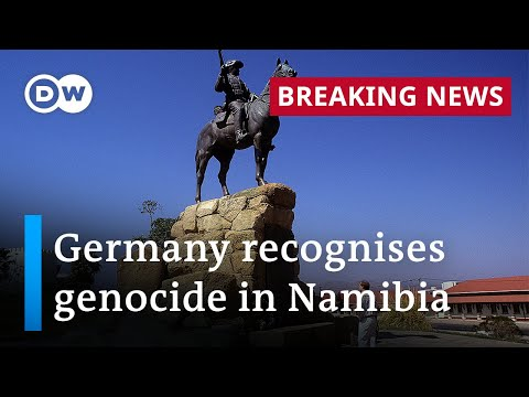 Germany officially recognizes colonial-era Namibia genocide   DW News