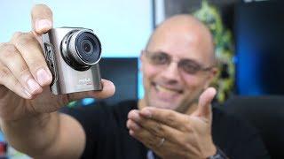 anytech A3 DashCam Review (1080P/Night Mode/Wide Angle Lens)