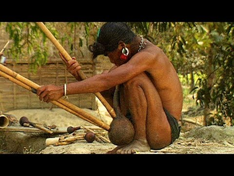 10 Weird Tribal Music Instruments You Need To See