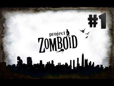 Project Zomboid - O COMEÇO DA SOBREVIVÊNCIA AO APOCALIPSE!!! #1 (Gameplay / PC / PTBR)