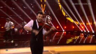 Sebalter - Hunter Of Stars (Switzerland) LIVE Eurovision Song Contest 2014 Grand Final(Powered by http://www.eurovision.tv Switzerland: Sebalter - Hunter Of Stars live at the Eurovision Song Contest 2014 Grand Final., 2014-05-10T22:45:42.000Z)