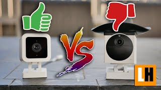 Wyze Cam V3 vs Wyze Cam Outdoor - Features, Video & Audio Quality Compared