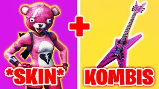 The BEST TOP 5 SKIN COMBINATIONS in FORTNITE! | Top Skin Combi! - Fortnite Battle Royale English