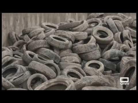 Espacio Natura. Cementerio de neumáticos de Seseña