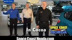 Reasons to Buy at Space Coast Honda