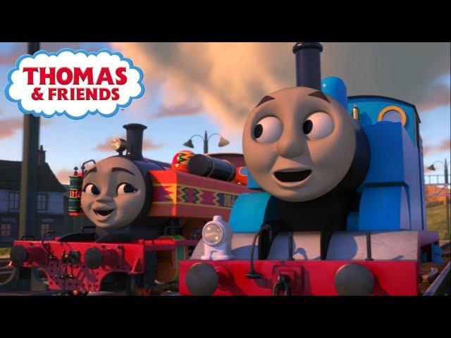 We're Friends (Reprise) Raised Pitch | Thomas & Friends