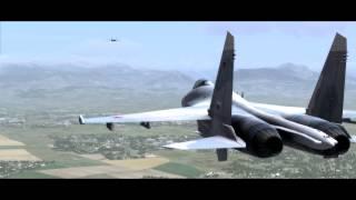 F-15C: DCS Flaming Cliffs Trailer