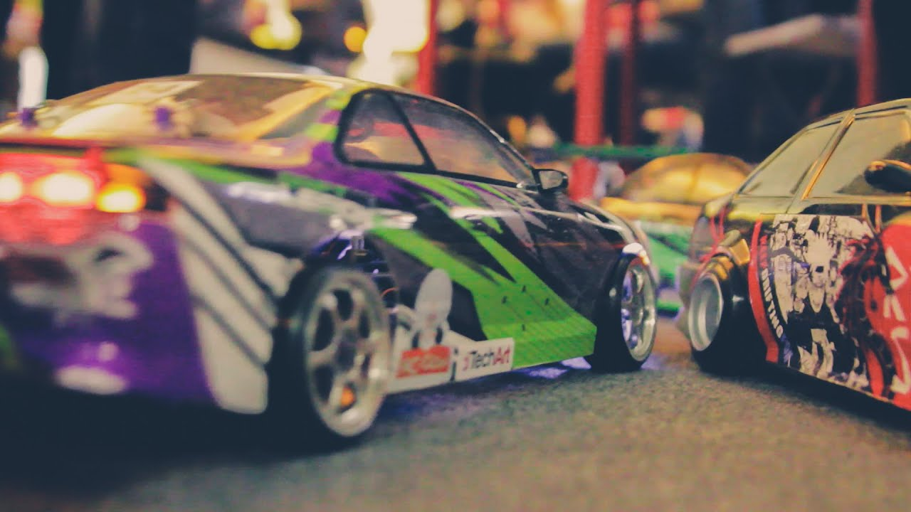 Rc Drift Cars Competition Open Season Rc Drift Youtube