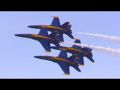 2016 U.S.N. Blue Angels @ LA County Air Show