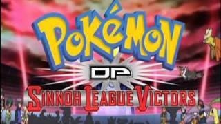 Pokemon DP - Ligue de Sinnoh Vainqueurs