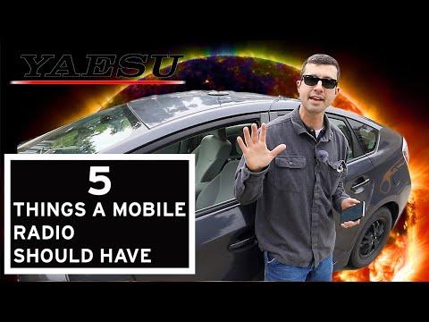 Best Car Ham Radio