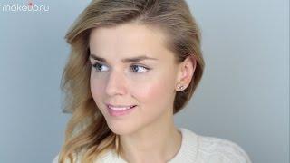 видео Макияж для серо-голубых глаз