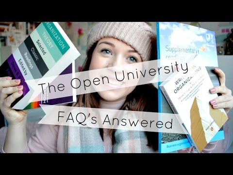 The Open University | 10 FAQs Answered | Is it a 'real' degree?