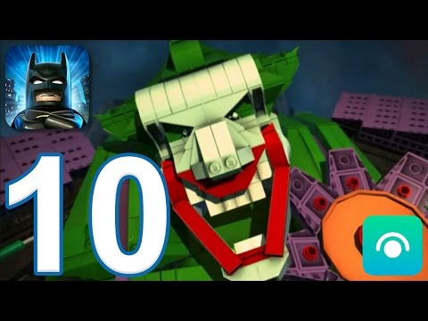 LEGO Batman: DC Super Heroes - Gameplay Walkthrough Part 10 (iOS, Android)