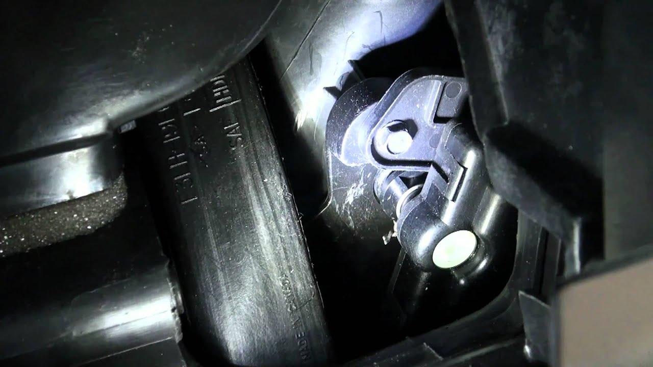 hight resolution of 1998 lincoln mark viii blend air actuator temp fix