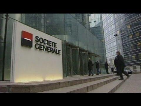 Greek losses drag SocGen profit down