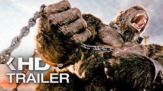 GODZILLA VS KONG New Trailers (2021)