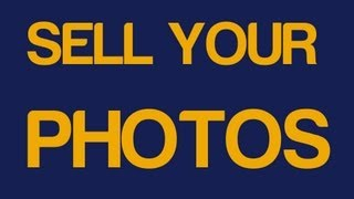 How to sell & publish your photos