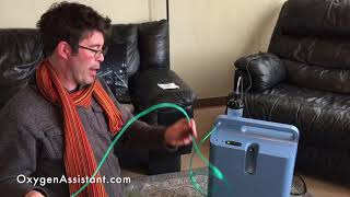 How To Operate Your EverFlo Oxygen Concentrator Made By Philips Respironics