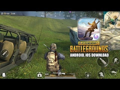 Klon Mobil PUBG - Android, iOS İNDİR - Glorious Mission