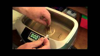 Harbor Freight Ultrasonic Cleaner & Rifle Brass