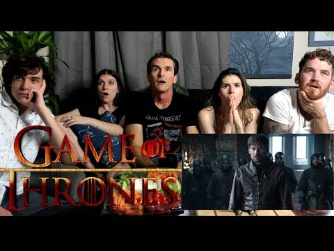 Game of Thrones Season 8 Episode 2 'A Knight Of The Seven Kingdoms' REACTION!! (Part 1)