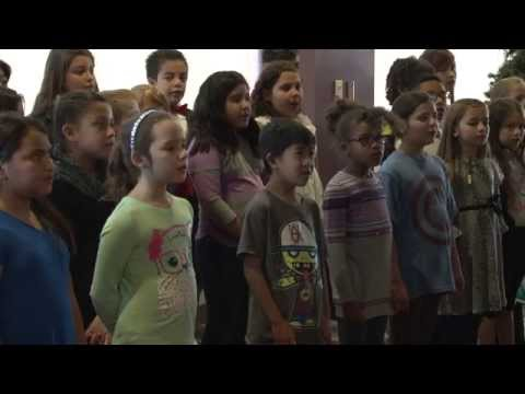 Holiday Cheer 2014! Kunsmiller Creative Arts Academy Elementary Choir