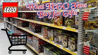 LEGO Stereotypes: What LEGO Fans Buy for Gifts!