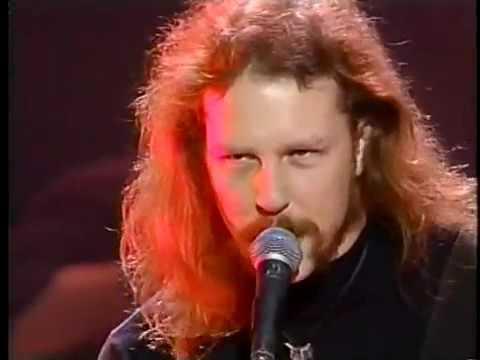 Metallica American Music Awards [1993.01.25] Full T.V. Broadcast