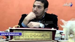 بالفيديو والصور.. رئيس اتحاد طلاب مصر: كلمتي لابد أن تكون 'مسموعة'.. وسنعيد الحركة الطلابية لعصر السبعينيات