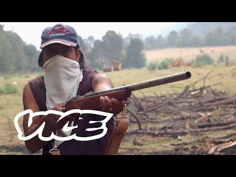 Cherán, el pueblo purépecha en rebeldía   LGVPLE