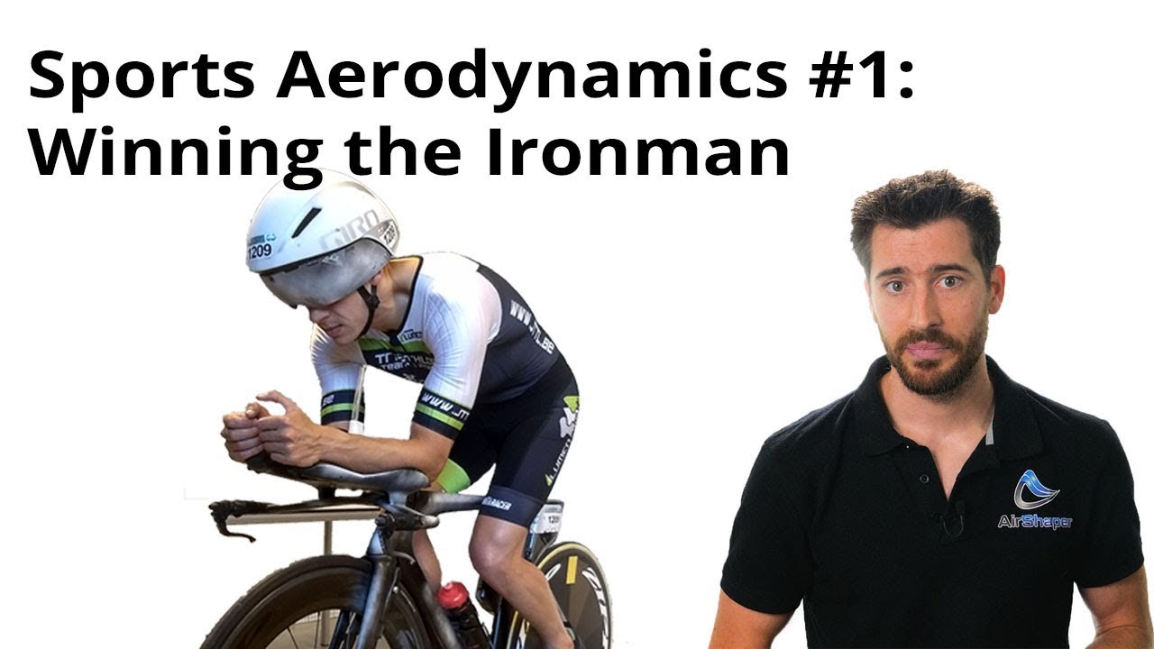 Sports Aerodynamics #1: Winning the Ironman Triathlon