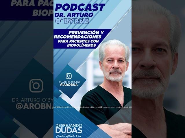 #podcast Recomendaciones para pacientes con Biopolímeros