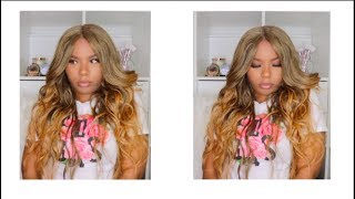 Ehhhhh Ash Blonde??| Outre Soraya ft. Ebonyline.com