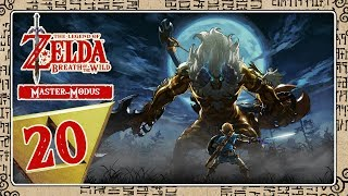 🔴 THE LEGEND OF ZELDA BREATH OF THE WILD [MASTER-MODE] Part 20: Goldener Leune & Schloss Hyrule