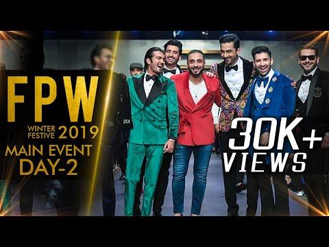 Fashion Pakistan Week 2019 | Winter / Festive | Day 02 | Main Event | HD