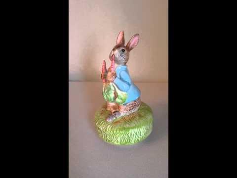 Peter Rabbit Music Box 031815