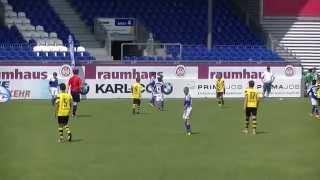 Elly-Heuss-Schule Wiesbaden  vs. Borussia Dortmund U13