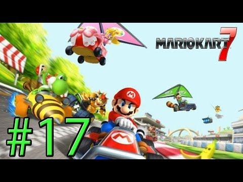 Mario Kart 7 Wi-Fi #17: B-day Worldwide!