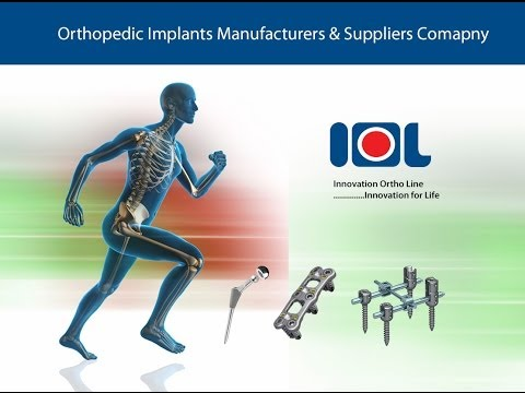 Orthopedic Implants Manufacturers