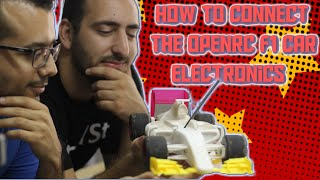 How To Assemble The OpenRC F1 Car Electronics | 3D Printing