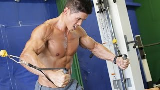 Mike's Killer Muscle Building Chest Workout