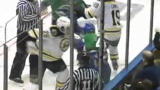 CT Whale vs. Providence Bruins 12.10.11