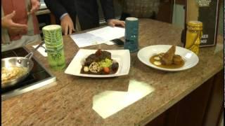 Soft Shell Crab Po' Boy Demo On Sunrise Hawaii News Now Kgmb - Restaurant Week
