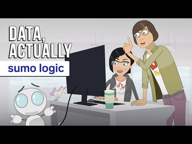 Data, actually – Sumo Logic | Animated Commercial, Explainer Video