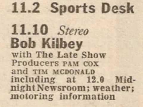 BBC Radio 2 Saturday 8 March 1980