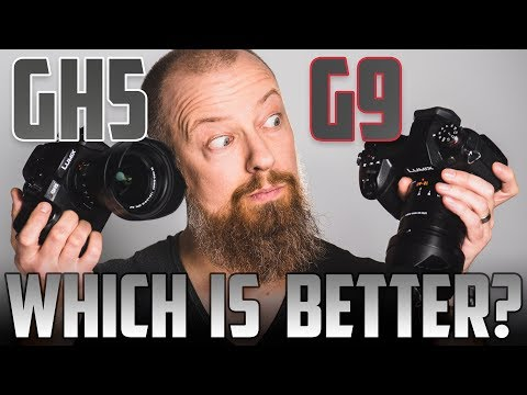 LUMIX GH5 or LUMIX G9?  ► Which One is Better?!  Well… It Depends